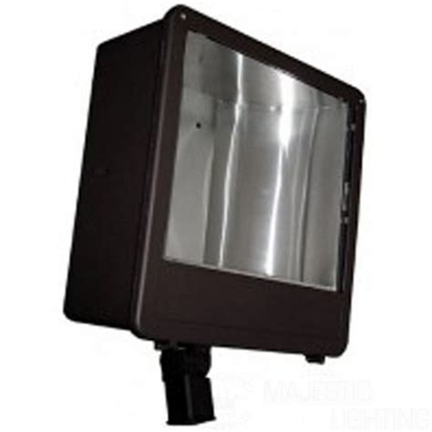 Metal Halide Outdoor Lights 400 Watt Metal Halide 16 Inch Shoebox Flood Light Outdoor Lighting