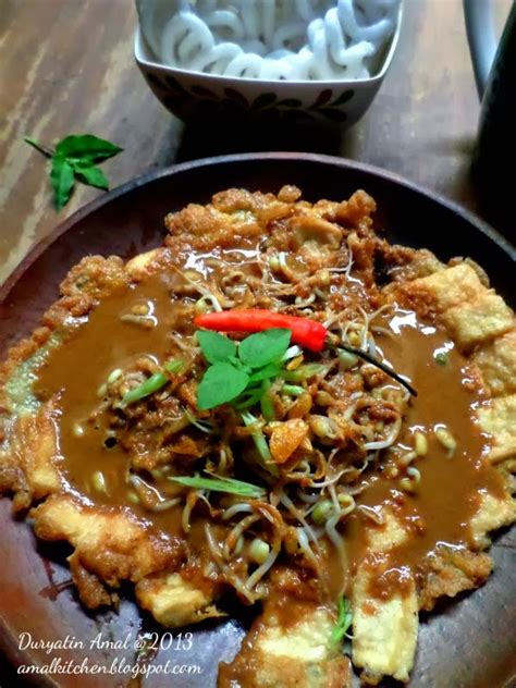 amals kitchen simple easy recipes tahu telur surabaya