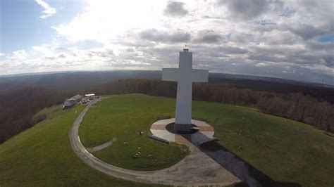 bald knob cross  peace youtube
