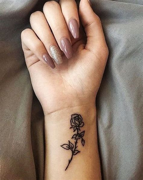 tattoo designs for the hand and wrist 40 eye catching wrist tattoos all women should consider