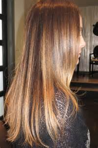 hair colors and highlights it both ways walnut with highlights
