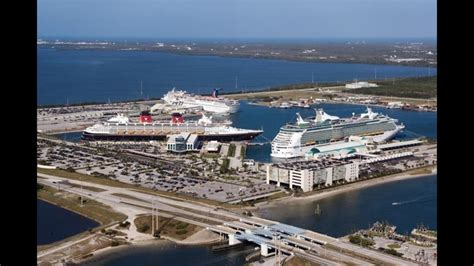 cape canaveral cruise canaveral now world s second busiest cruise