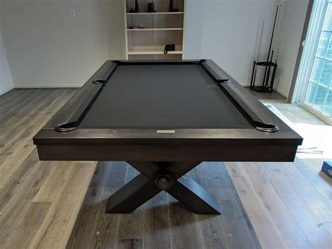 plank and hide pool table plank and hide vox pool table installed in rockville