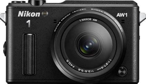Kamera Zoom Nikon nikon n1 aw1 system kamera nikkor aw 11 27 5 zoom 14 2 megapixel 7 5 cm 3 zoll display