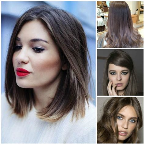 Brown Color Hairstyles by Flattering Ash Brown Hairstyles For 2016 2017 Haircuts