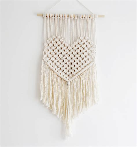 Macrame Uk - macrame wall hanging by tent living