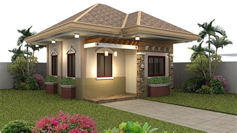 Small House Exterior Look And Interior Design Ideas