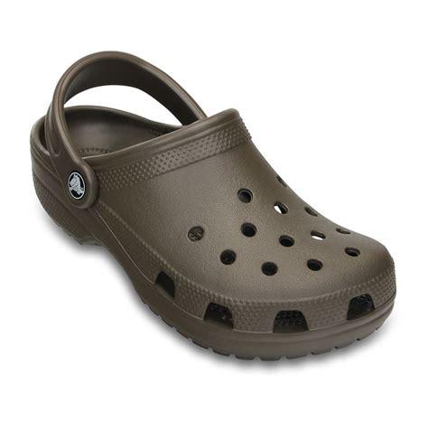 Crocs Slip On Original crocs classic shoe pewter original crocs slip on shoe