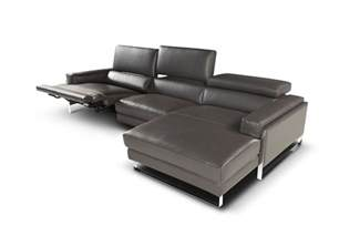 Modern Contemporary Bedroom Furniture Sets - romeo modern sectional right facing chaise giuseppe amp giuseppe