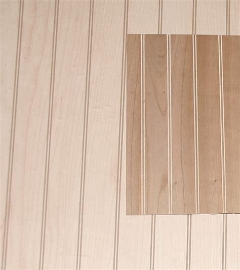 Interior Beadboard Paneling Beadboard Hardwood Sheet 4 X 8 I Elite Trimworks