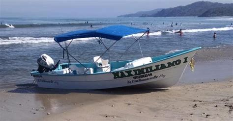 panga boat rental panga boat picture of fishing sayulita sayulita