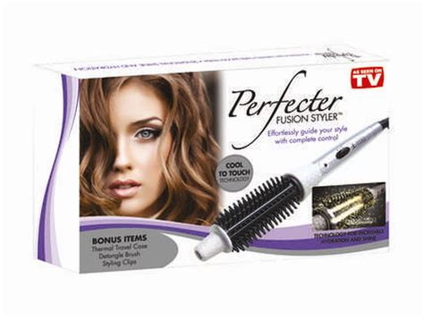 Perfecter Hair Styler by Buy Perfecter Perfecter Fusion Styler Bru1112 At
