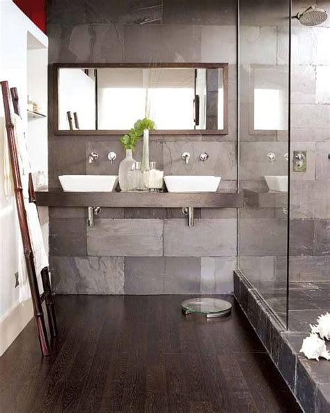 slate grey tiles bathroom 37 grey slate bathroom wall tiles ideas and pictures