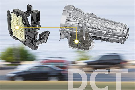 Audi 7 Gang S Tronic by Innovative Control Unit For The Audi 7 Speed S Tronic Dual
