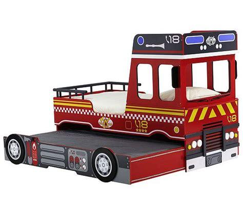 lit pompier gigogne 17 meilleures id 233 es 224 propos de lit de camion sur