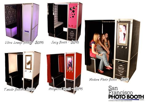 photo booth compare our photo booths san francisco bay area photo booth