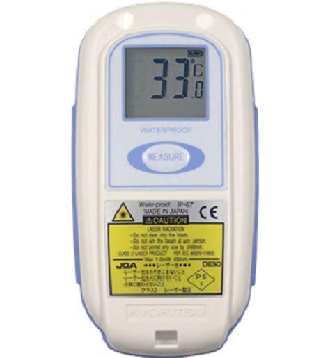 Jual Thermometer Infrared Murah kyoritsu indonesia jual kyoritsu infrared thermometer 5510