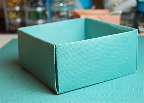 Make A Paper Box - 17 top photos ideas for steps to make a paper box
