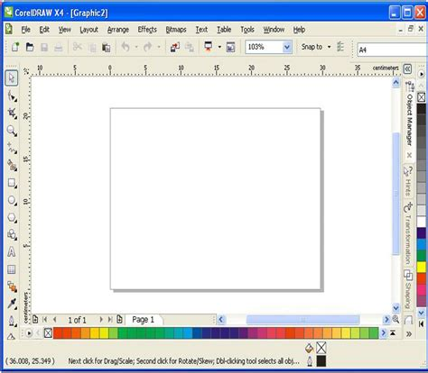 latihan membuat dfd teknik tulisan 3d di coreldraw dhany s present