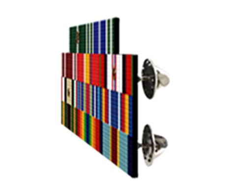 Flat Rack Ribbons by Medals Rack Builder Ezrackbuilder