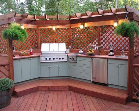 outdoor kitchen outdoor kitchen ideas roof deck