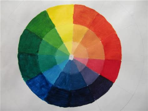 paint your own color wheel ideas paints inks and dyes free painting activities for make your