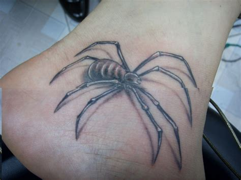 3d spider tattoo spider tattoos designs ideas and meaning tattoos for you
