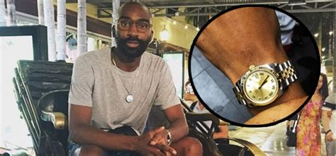 rick s house of fire did riky rick just buy himself a rolex worth r120k channel24