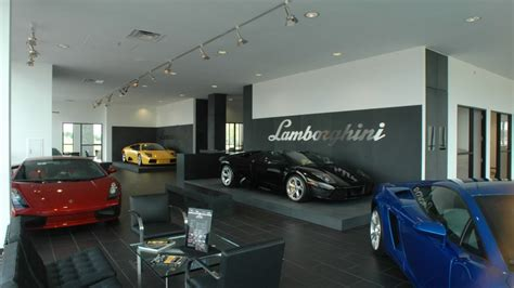 Lamborghini Dealership Ohio Lamborghini Ohio Ruscilli Construction Co Inc