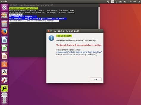 installing ubuntu server to usb boot fail to install ubuntu server 14 04 64bit lts from