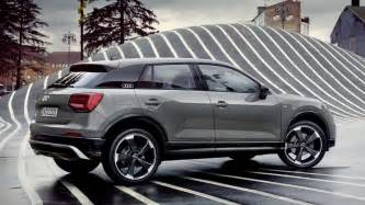 Q2 Audi Audi Q2 To Launch With Sporty Edition 1 Special