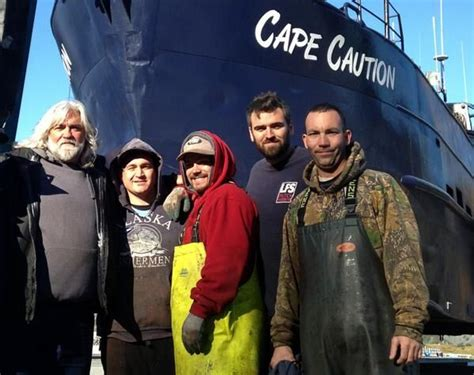 deadliest catch cape caution boat this year s cape caution crew deadliest catch