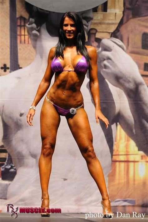 melissa magee measurements rx muscle contest gallery