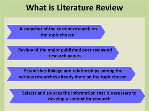what is literature review in dissertation how to do literature review for dissertations and research