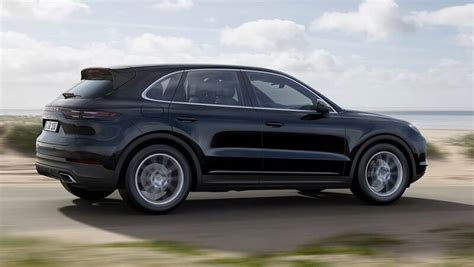 porsche india 2018 porsche cayenne india launch price specs features