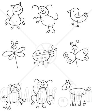 how to draw a doodle person simple doodle ideas easy reference for drawing stick