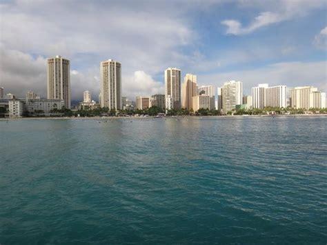 hoku boats waikiki beach from na hoku catamaran cruise picture of