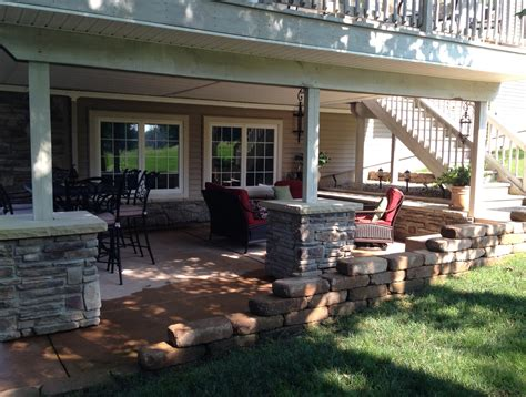 Deck To Patio Designs Patio Deck Design Ideas Home Design Ideas