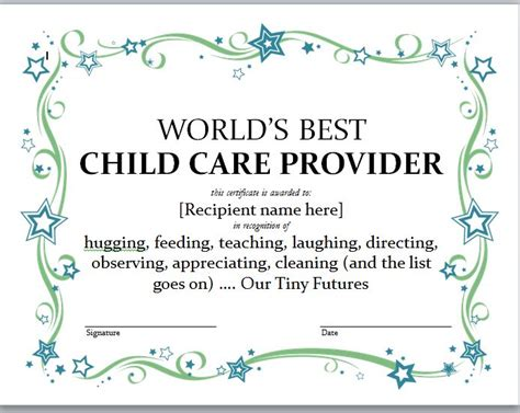 35 best images about daycare provider gifts on pinterest