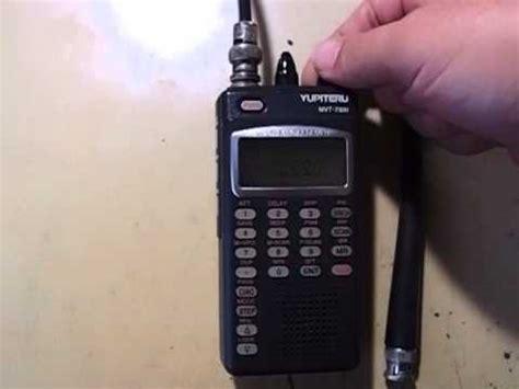 Ht Aor Mini my yaesu vr 160 on 17 480 mhz doovi
