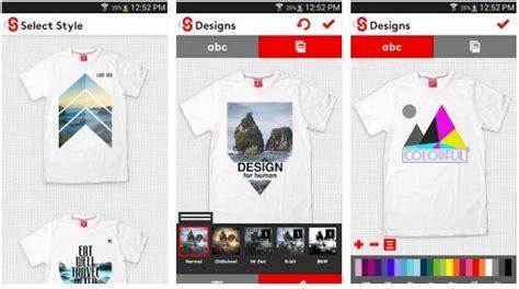 aplikasi desain kaos online gratis 10 aplikasi desain baju dan kaos terbaik di android