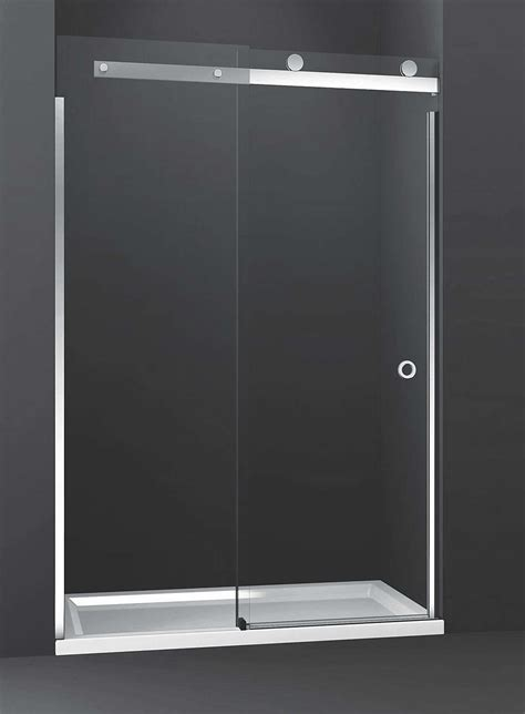 Shower Enclosure Sliding Door Merlyn 10 Series Sliding Shower Door 1400mm