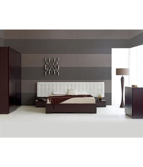 low height beds low height bed with side tables buy online at best price