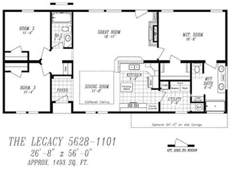 manufactured homes floor plans log cabin mobile homes floor plans inexpensive modular