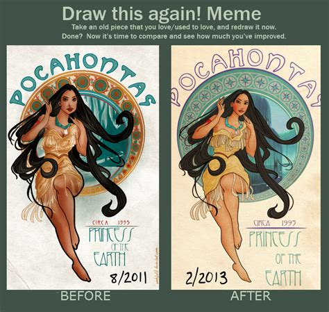 Draw This Again Meme - draw this again meme by wickfield on deviantart