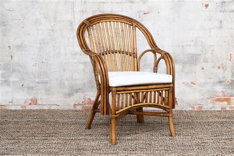 Vintage Verandah Ls by Southton Carver Ls Naturally Rattan And Wicker