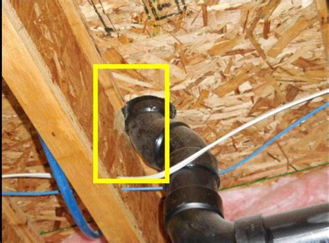 Plumbing Best Practices by Structural Is Notching A Flange On An I Joist