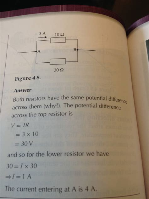 parallel circuits homework homework and exercises finding the current in a parallel circuit physics stack exchange