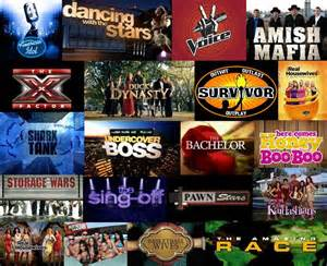 What are the types of reality tv shows auditions miami