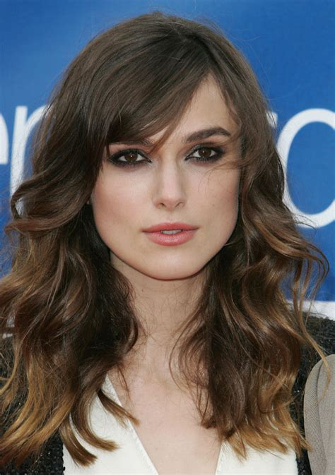 side bangs for oval shape face best bangs for your face shape mario russo